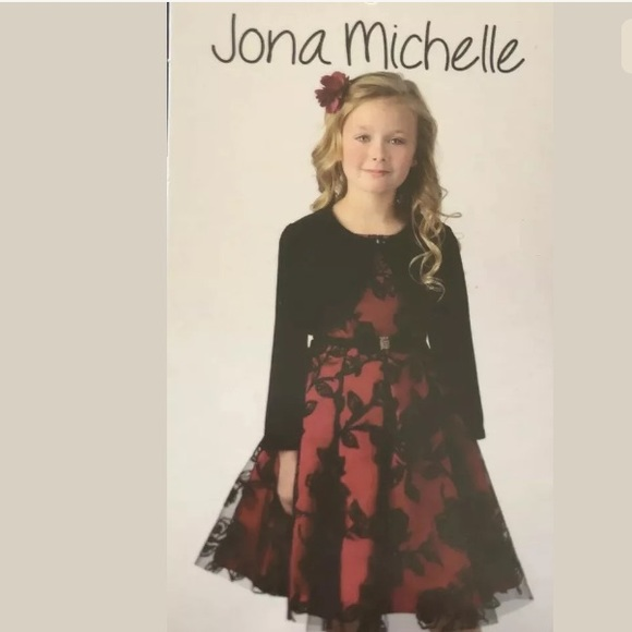 Jona Michelle Other - Jona Michelle Toddler Girls Special Occasion Dress